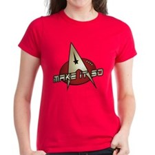 Make It So Star Trek Tee