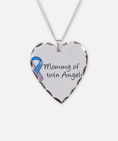 Cute Infant Necklace Heart Charm