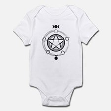 Elemental Pentagram Infant Bodysuit