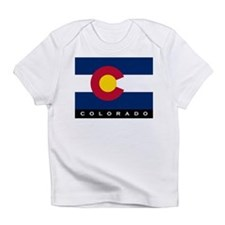 Colorado State Flag Infant T-Shirt