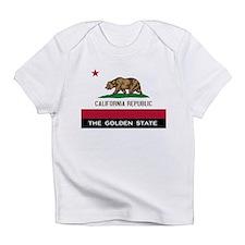 California State Flag Infant T-Shirt