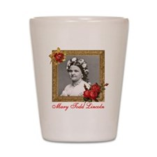 Mary Todd Lincoln Shot Glass
