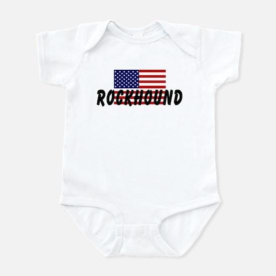 American Rockhound Infant Bodysuit