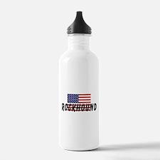 American Rockhound Water Bottle