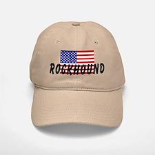 American Rockhound Baseball Baseball Cap