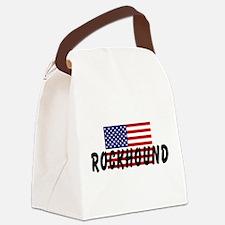 American Rockhound Canvas Lunch Bag