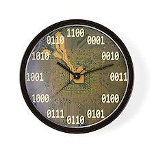 Unique Laboratory Wall Clock