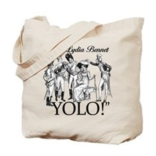 Lydia Bennet YOLO Tote Bag