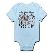 Lydia Bennet YOLO Infant Bodysuit