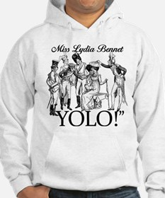 Lydia Bennet YOLO Hoodie