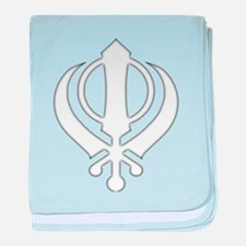 khanda baby blanket