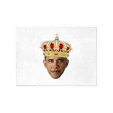 King Barack I 5'x7'Area Rug