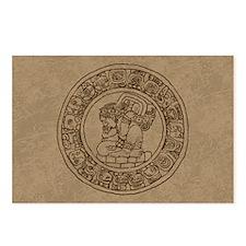 Mayan Calendar Postcards (Package of 8)
