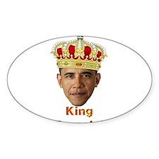 King Barack I v2 Decal