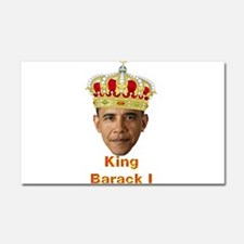 King Barack I v2 Car Magnet 20 x 12