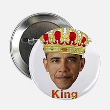 "King Barack I v2 2.25"" Button (100 pack)"