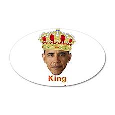 King Barack I v2 Wall Decal