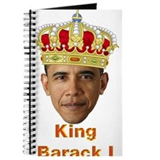 King Barack I v2 Journal