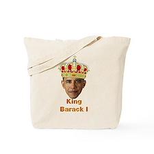 King Barack I v2 Tote Bag