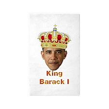 King Barack I v2 3'x5' Area Rug