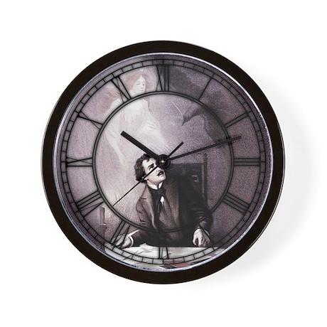 vintage-the-raven_cl.jpg Wall Clock