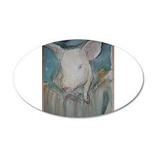 Piglet, animal art! Wall Decal