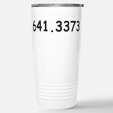 Be an librarian Travel Mug
