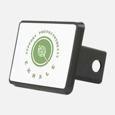 Support Photosynthesis Exhale Logo Hitch Cover