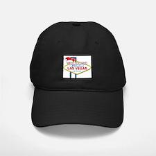 Welcome to Las Vegas Christmas Baseball Hat