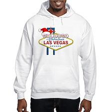 Welcome to Las Vegas Christmas Hoodie