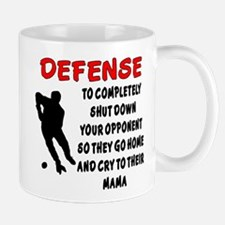 DEFENSE SHUT DOWN OPPONENT Mug