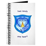 2 Souls 1 Heart Journal
