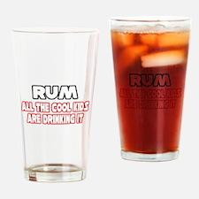 Funny Captain morgan Drinking Glass