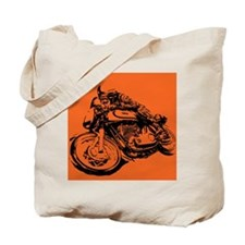 CAFE RACER NORTON Tote Bag