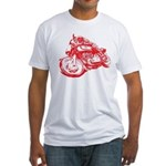 Norton Cafe Racer Fitted T-Shirt