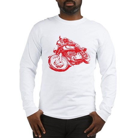 Norton Cafe Racer Long Sleeve T-Shirt