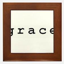 Grace Framed Tile
