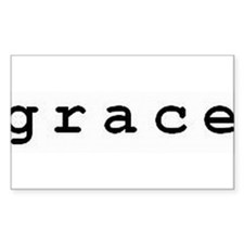 Grace Decal