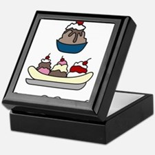 Sundaes Keepsake Box