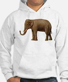Elephant (Front only) Hoodie