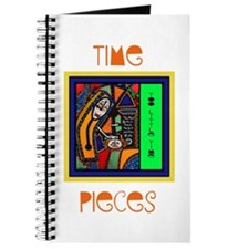 Too Little Time Colorful Journal