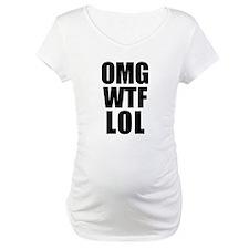OMG WTF LOL Shirt
