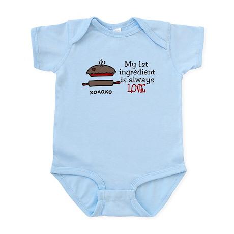 My 1st Ingredient Infant Bodysuit