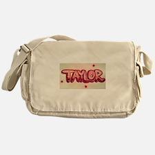 Taylor Messenger Bag