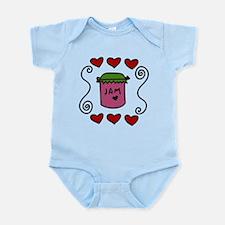 Jam Infant Bodysuit