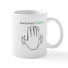 Awkward Turtle Mugs