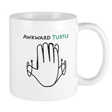 Awkward Turtle Mugs