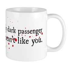 Dexter - Dark Passenger Small Mugs