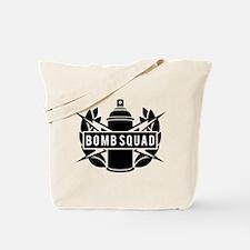 Bomb Squad Tote Bag