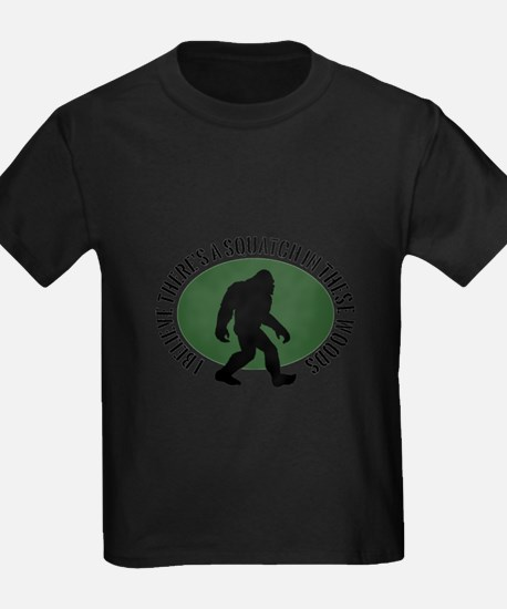 Squatch in these Woods T